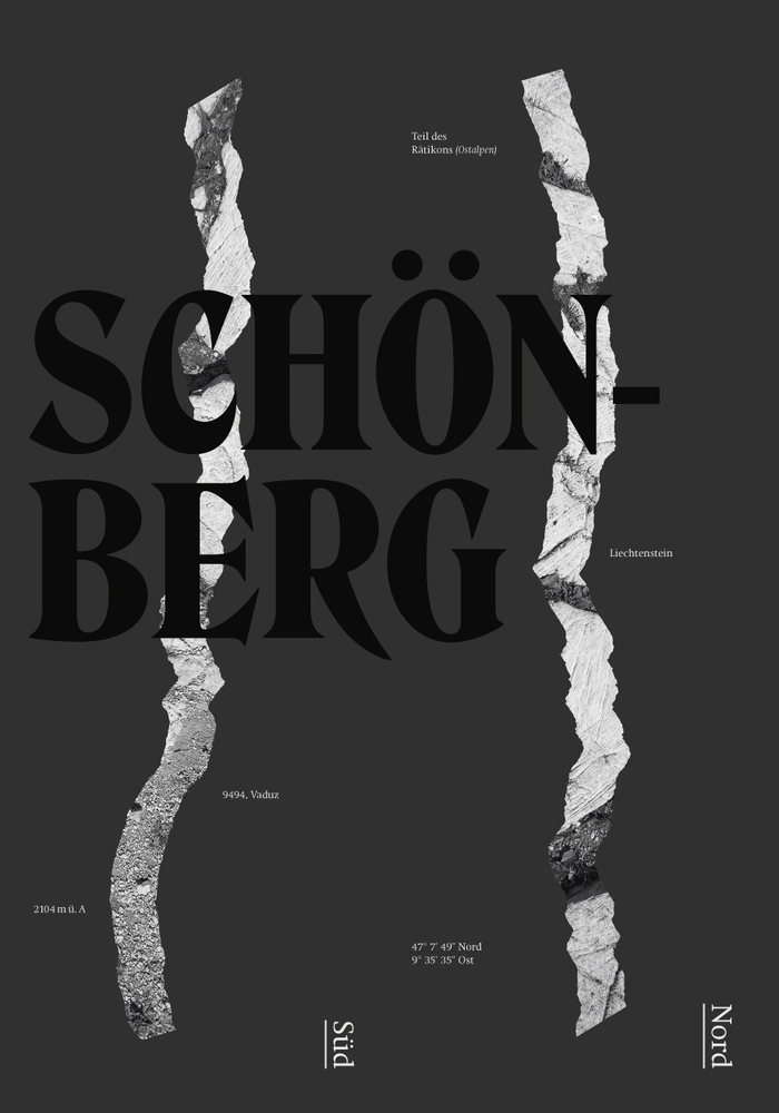 5Berge Poster Series 4