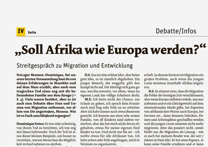 afrique-europe-interact Newspaper, Issue 4 3