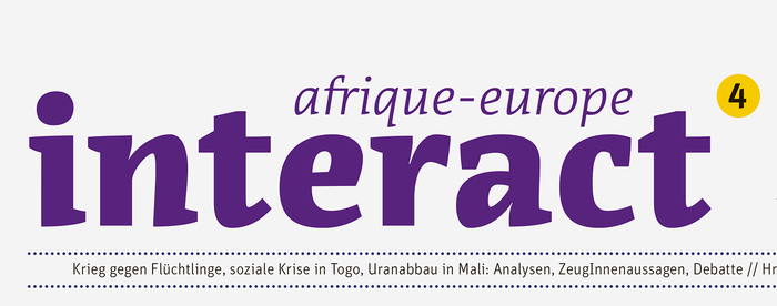 afrique-europe-interact Newspaper, Issue 4 2