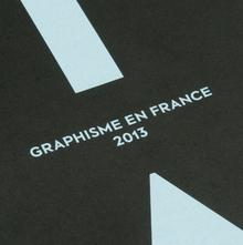 <cite>Graphisme en France</cite> 2013