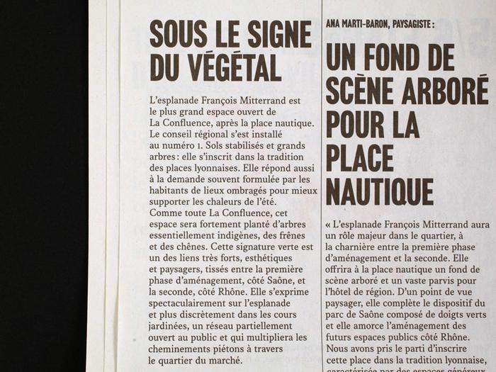 Le Journal de La Confluence Nº2 3