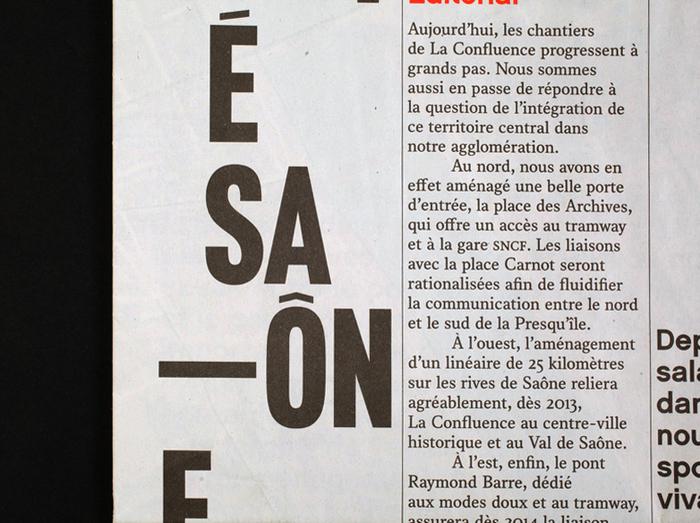 Le Journal de La Confluence Nº2 4