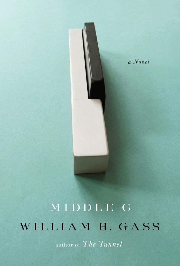 Middle C by William H. Gass, Knopf Edition 1