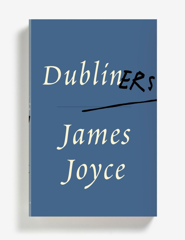 James Joyce series, Vintage Books 1