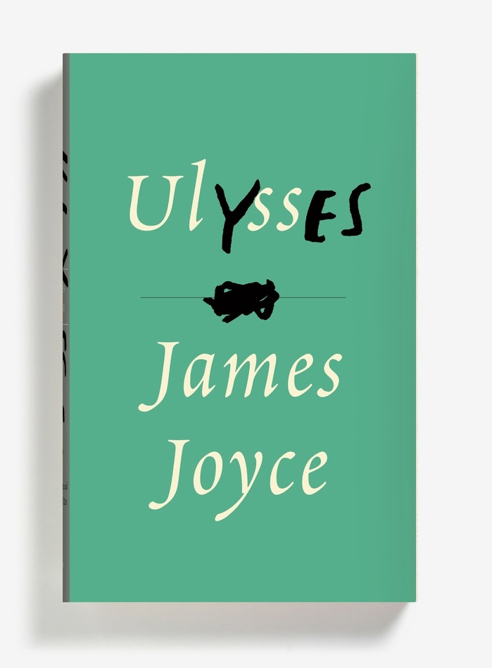 James Joyce series, Vintage Books 3