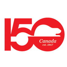 Canada 150th Anniversary Logos by Aster*