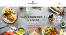 Munchery Website