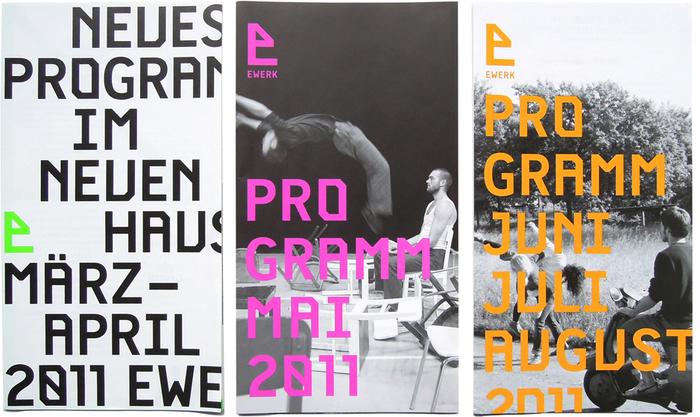 E-Werk Freiburg Posters 3
