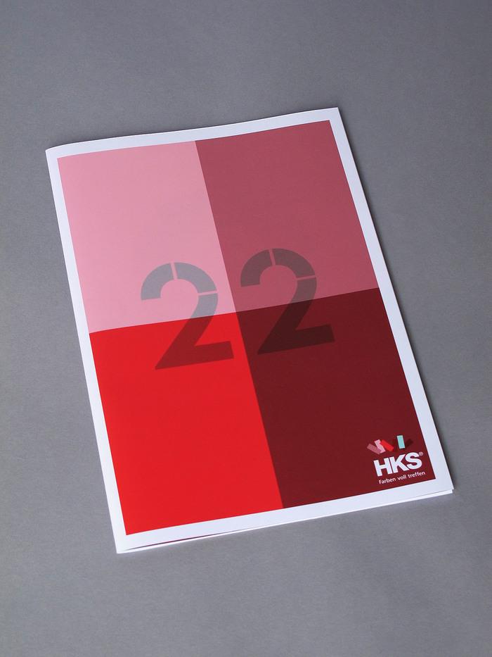 HKS Colourmatch 22 6