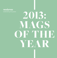 Readymag: 2013 Mags of the Year