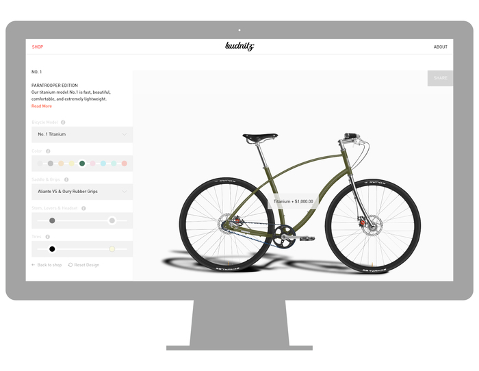 Budnitz Bicycles 2