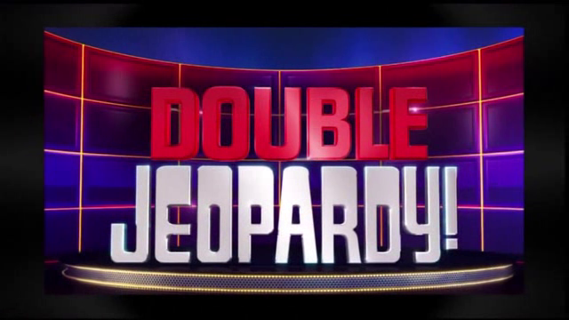 Double Jeopardy!,Season 29 (2012–13).