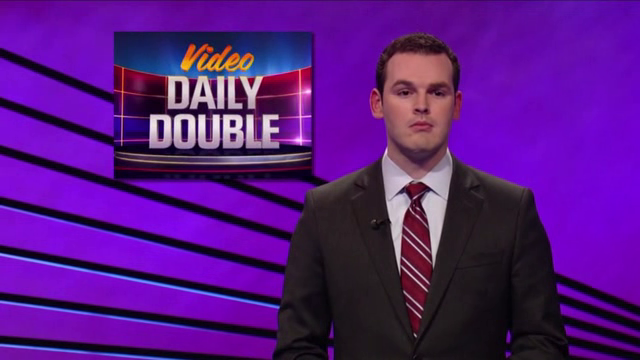 Jeopardy! Game Show - Fonts In Use