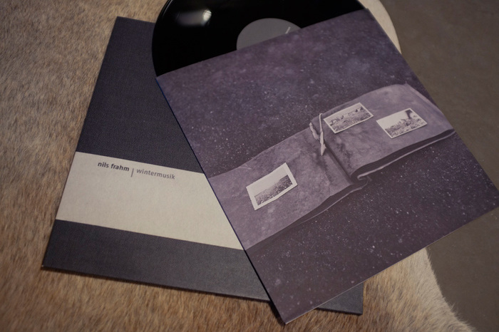 Inner sleeve and cover of 12-inch vinyl