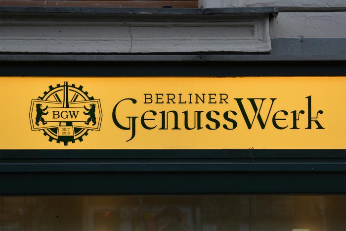 Berliner GenussWerk 1