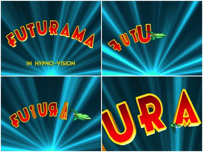 Main title animation from Season 1 (in SDTV).