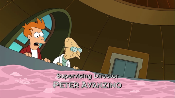 Futurama Opening Title Sequence 4