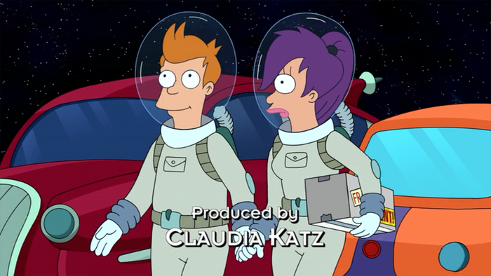 Futurama Opening Title Sequence 6