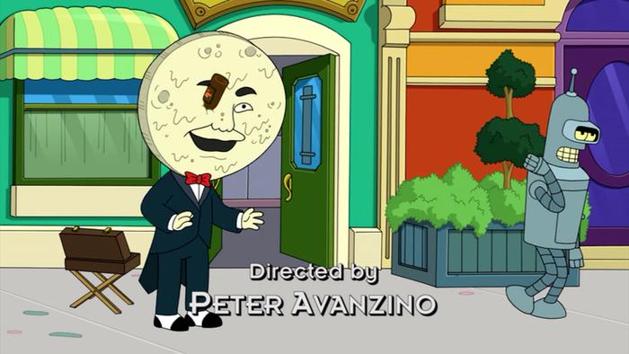 Futurama Opening Title Sequence 7