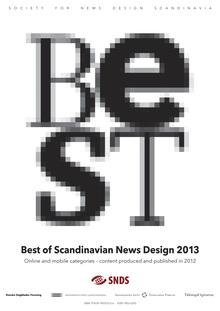 Best of Scandinavian News Design Catalog