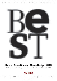 Best of Scandinavian News Design Catalog