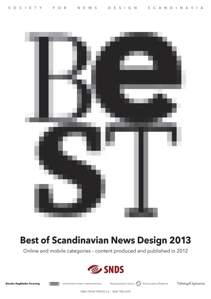 Best of Scandinavian News Design Catalog 2