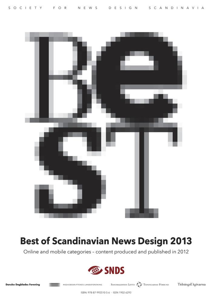 Best of Scandinavian News Design Catalog 2