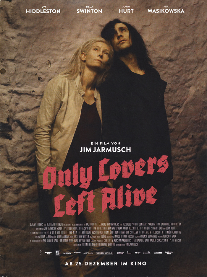 Only Lovers Left Alive print ad