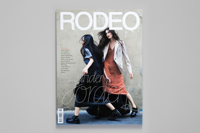 Rodeo Magazine 1