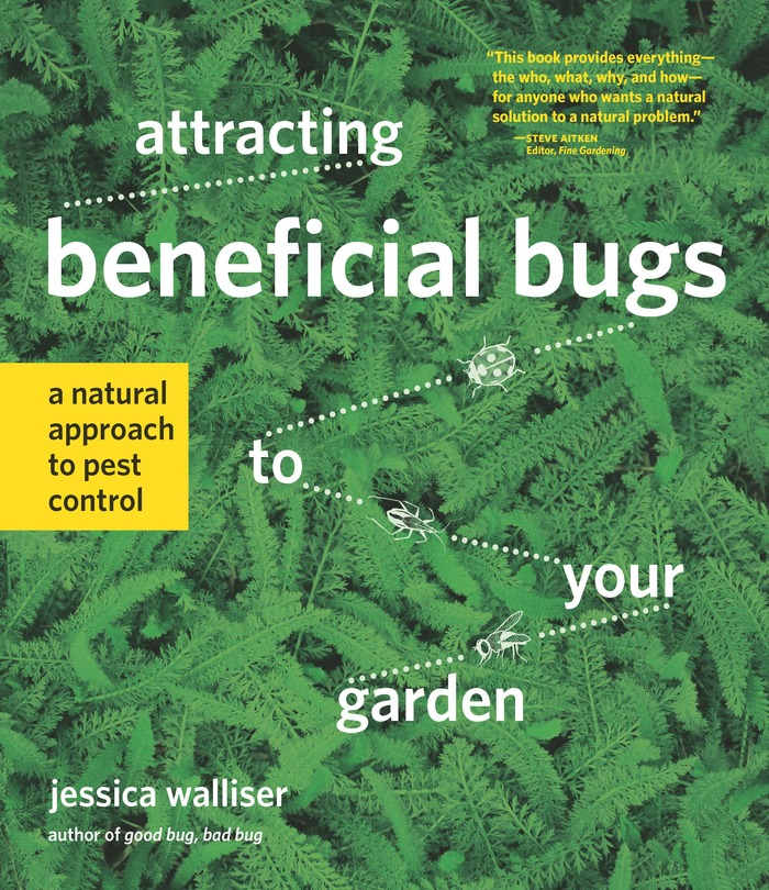 Beneficial Bugs book cover