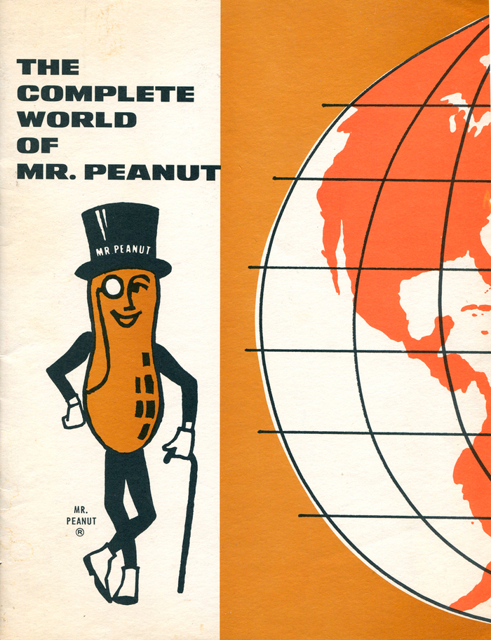 The Complete World of Mr. Peanut, 1967