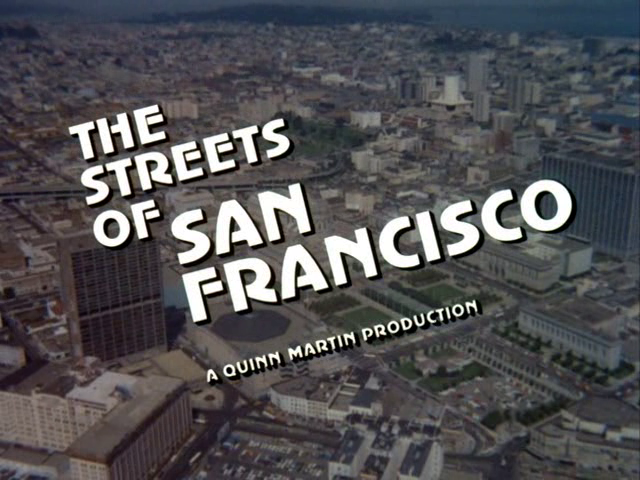 The Streets of San Francisco Titles 3
