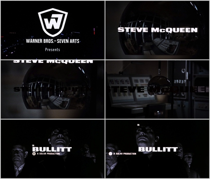 Bullitt Opening Title Sequence 3