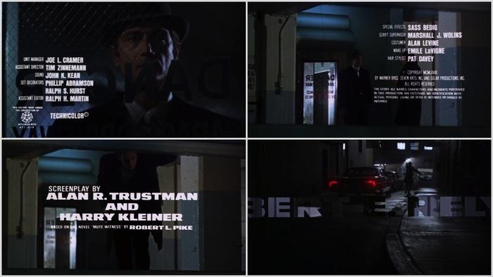 Bullitt Opening Title Sequence 4