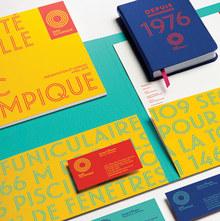 Parc Olympique de Montréal branding