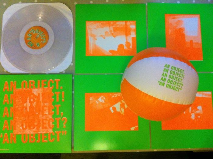 No Age – An Object album art 2