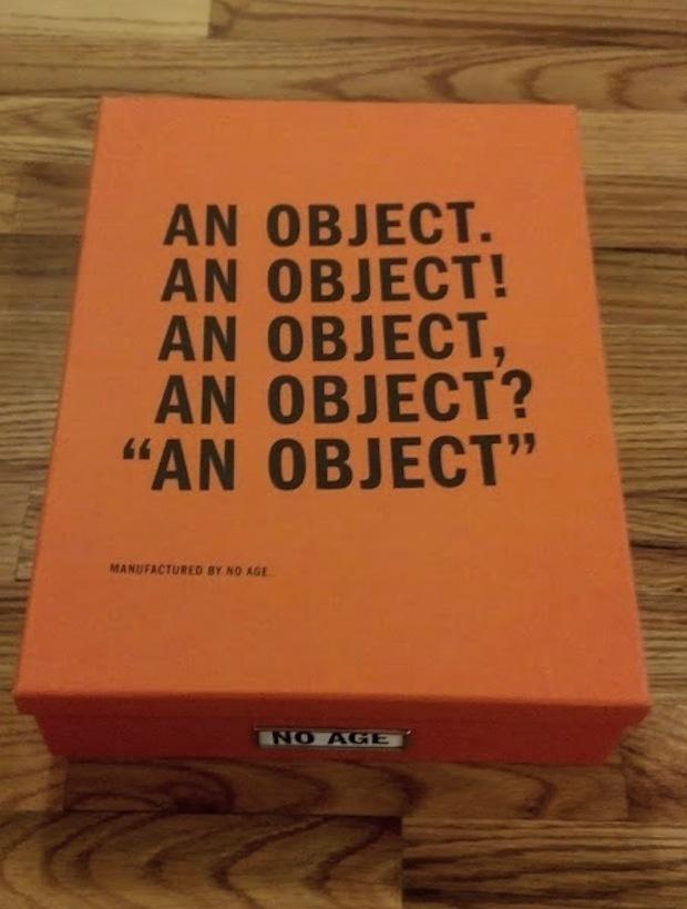 No Age – An Object album art 3