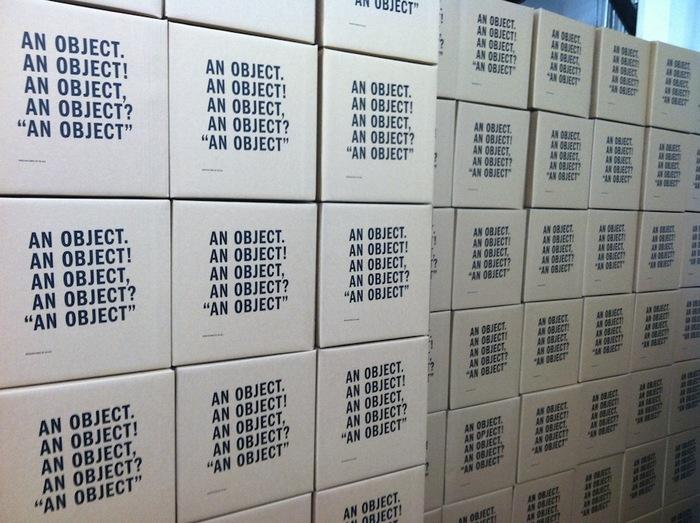 No Age – An Object album art 5