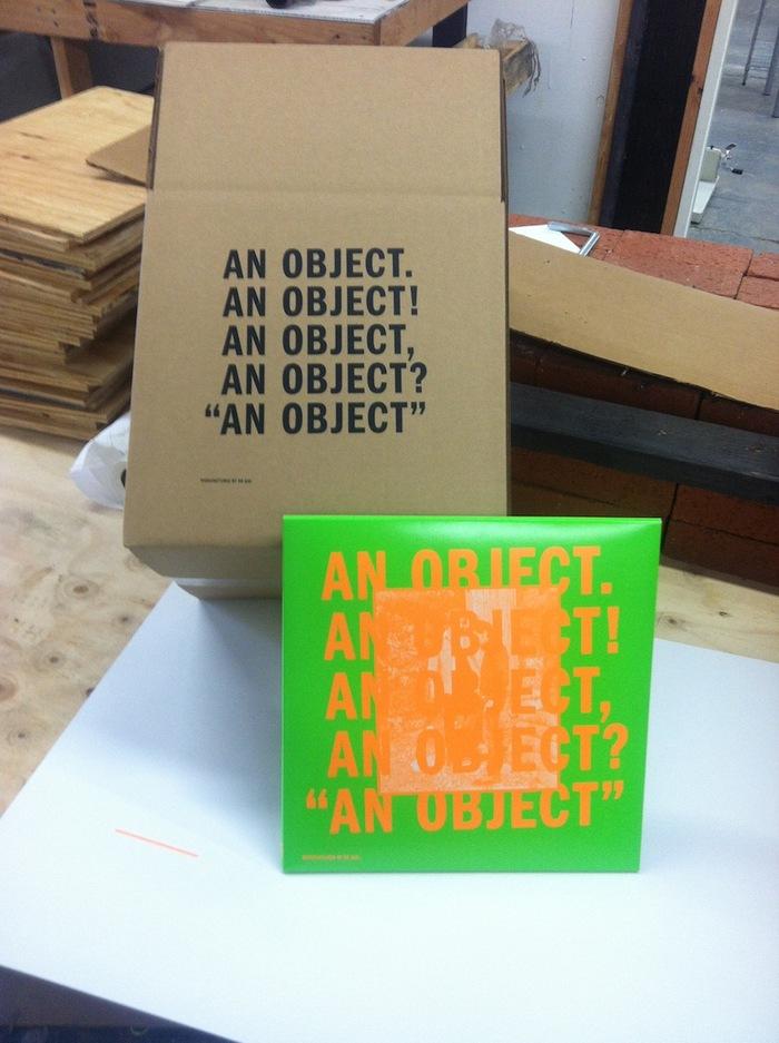 No Age – An Object album art 6