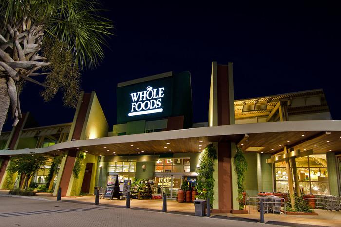 Whole Foods Market in Jacksonville, Fla.