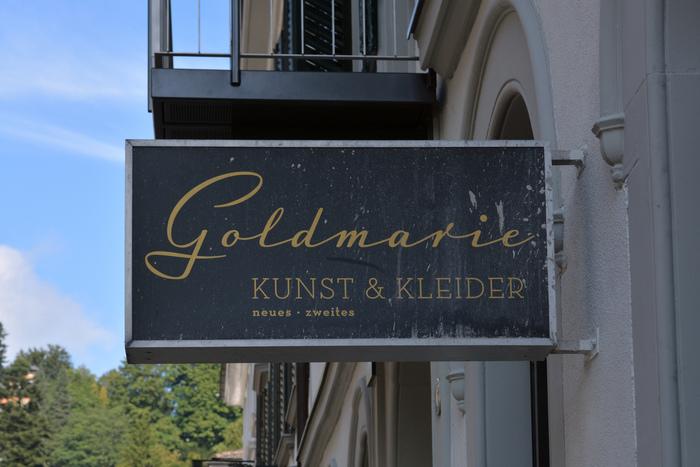 Goldmarie Kunst & Kleider 1