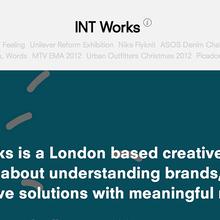 INT Works website