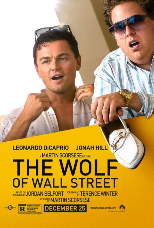 The Wolf of Wall Street movie posters 3