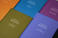 Virginia Woolf for Penguin