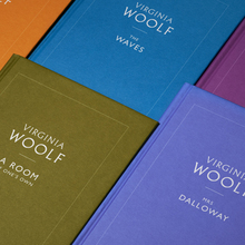 Virginia Woolf for Penguin