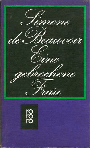 Simone de Beauvoir series, Rowohlt editions 2