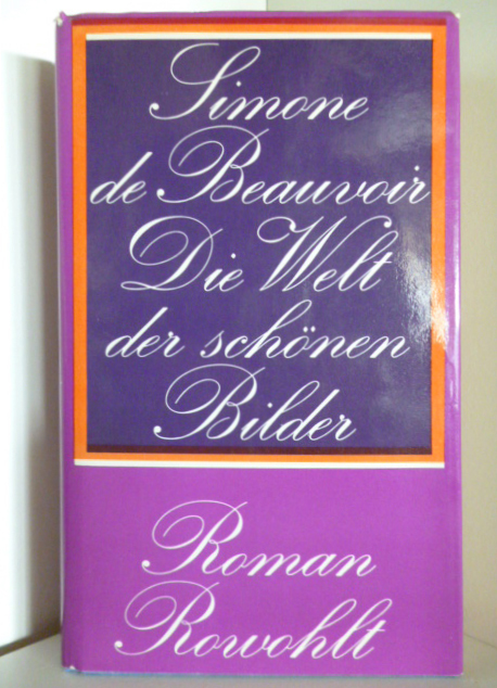 Simone de Beauvoir series, Rowohlt editions 1