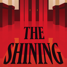 <cite>The Shining</cite> by Stephen King, Bonnier Pocket edition
