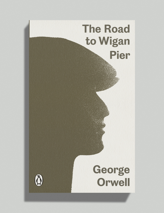 The Road to Wigan Pier by George Orwell, Penguin edition