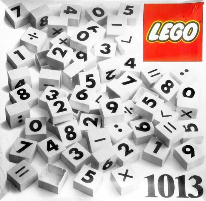 LEGO Dacta Letters 2